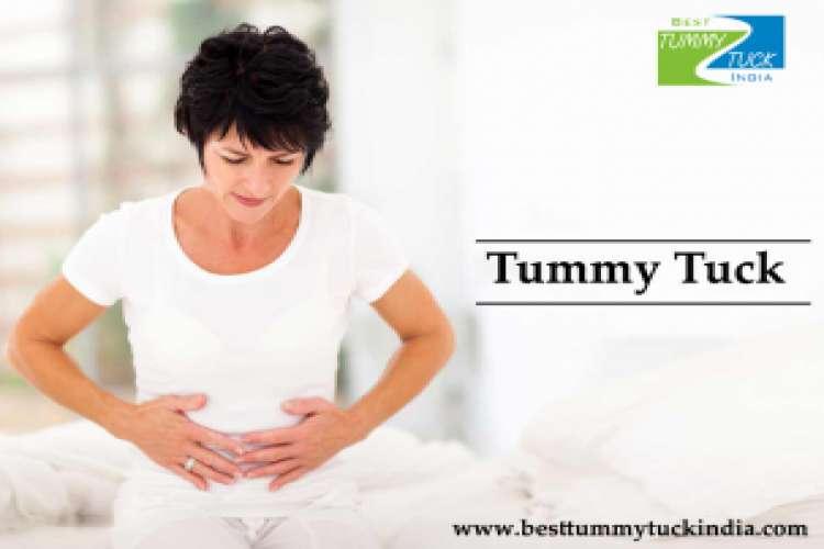 Tummy tuck surgery in india