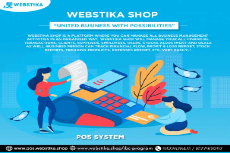 United business with webstika