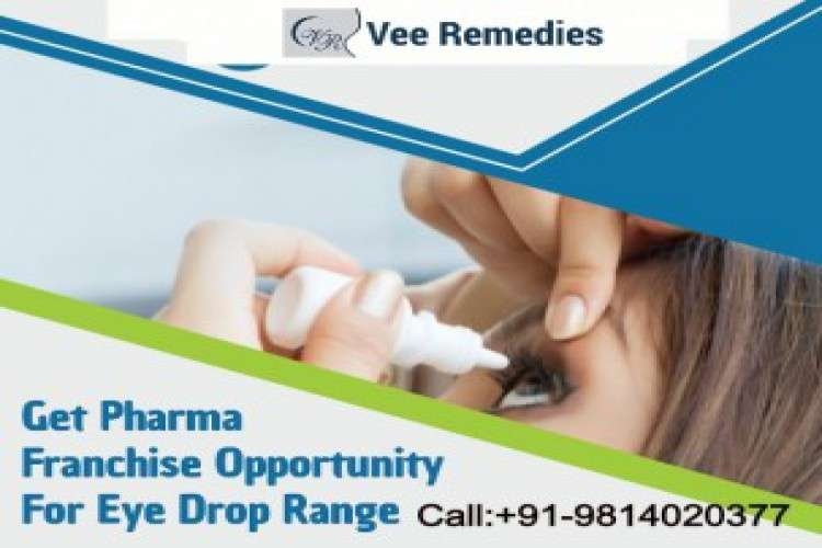 Vee remedies   pharma franchise for ophthalmic medicines