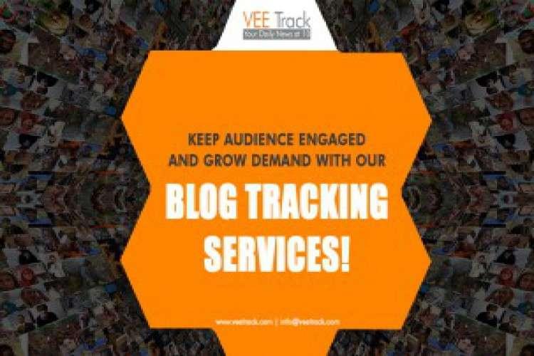 Veetracks blog tracking services