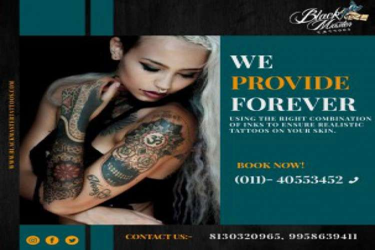 Visit us for best tattoo experience