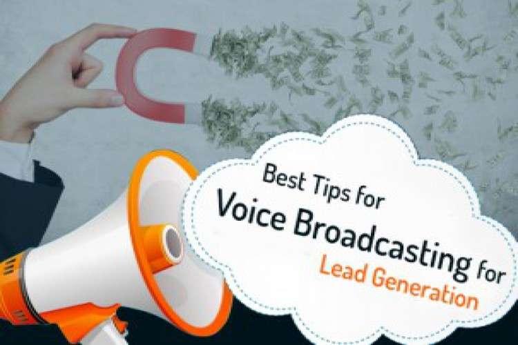 Voice broadcasting service india