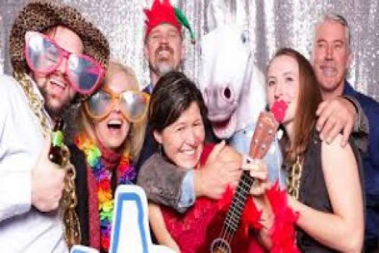 Wedding photo booths new jersey