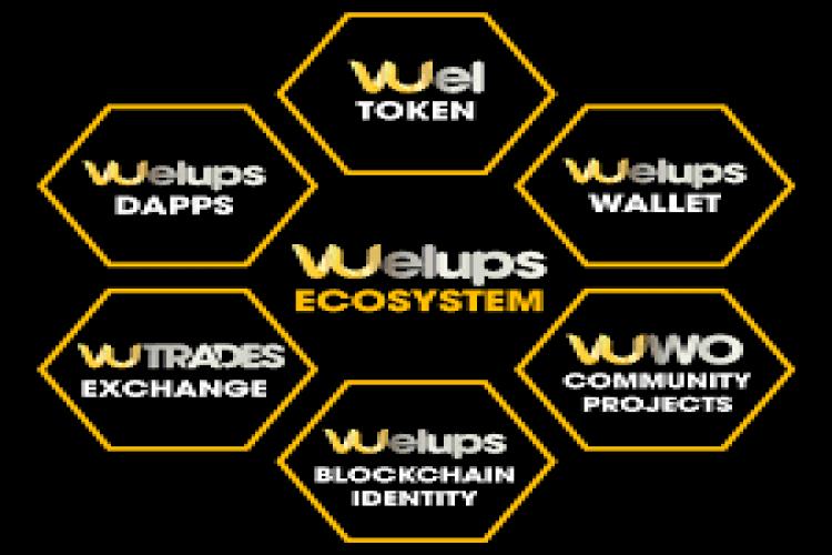 Welups ecosystem- digital asset management platform