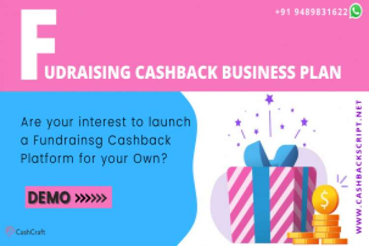 What is the uniqueness in the fundraising cashback biz