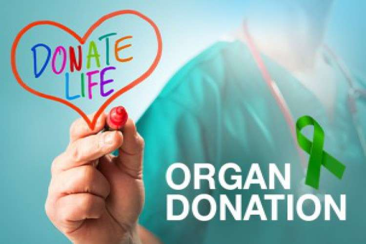 You can heal a life through organ and tissue donation
