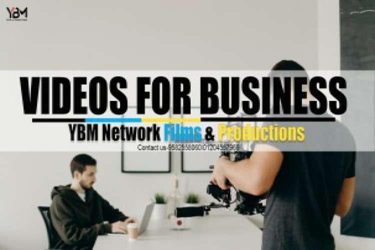 Youtube social media video production noida