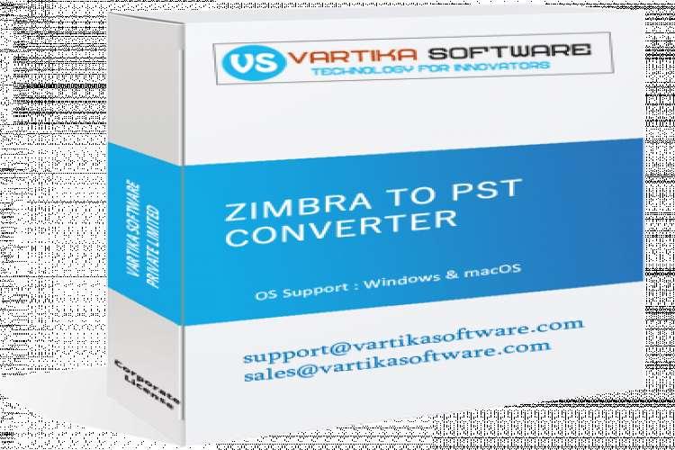 Zimbra email converter software